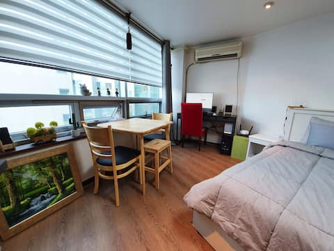 KINTEX/Ilsan/Clean❤ House/Lake Park/Free Parking/Lafesta/One Mount/Business Trip & Travel/mbc