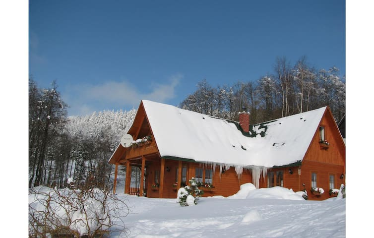 Holiday cottage with 2 bedrooms on 116 m² in Jachymov