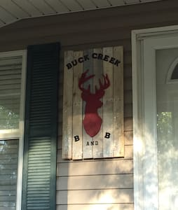 Buck Creek Bed and Breakfast - Ideal
