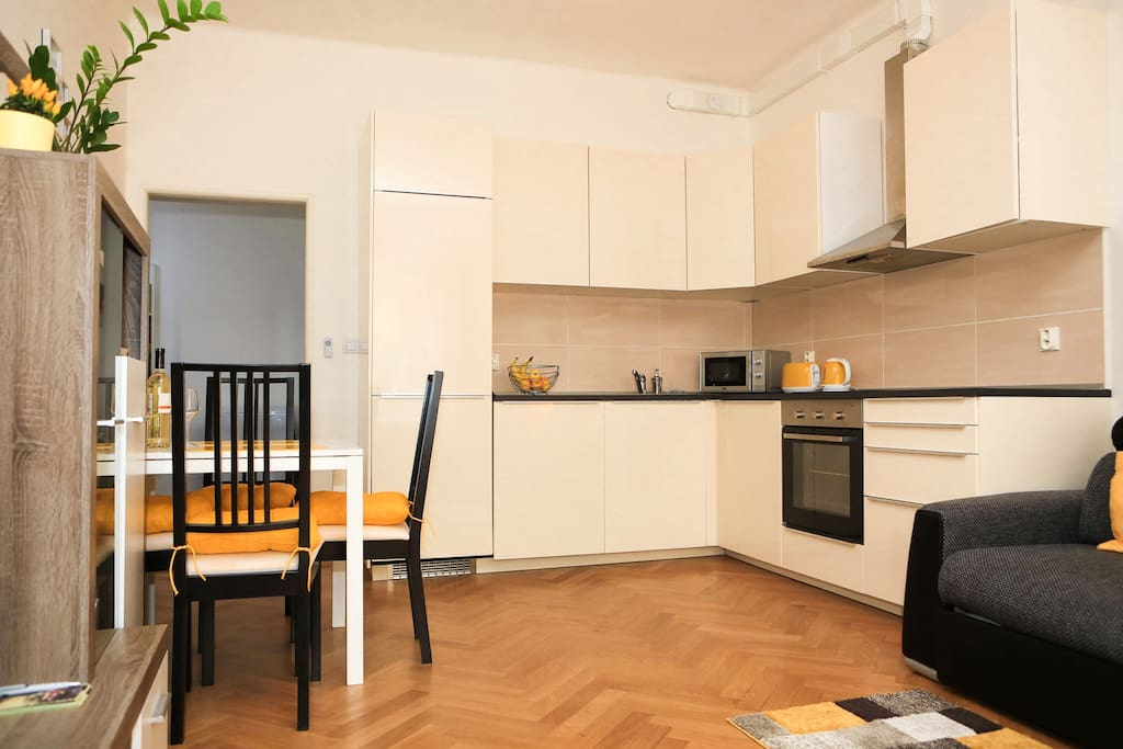 Ideal aparment for couples, famalies or group of friens