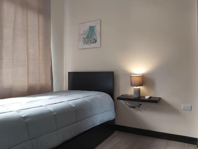 Habitación 1 con cama nido