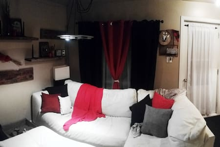 -»«- Stylisé, confortable & chaleureux -»«- - Drummondville - Wohnung