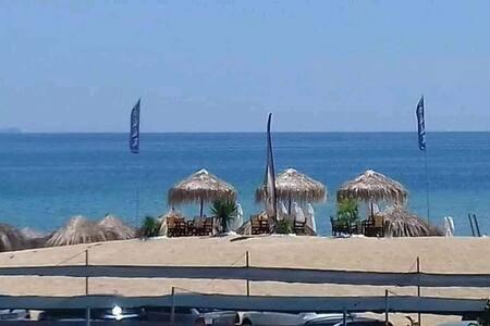 Ammolofi Villas (2), just 50m from Ammolofi beach!