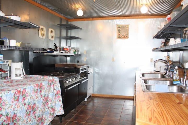 Splitlimb Ranch Guest Lodge - Raymondville - Casa