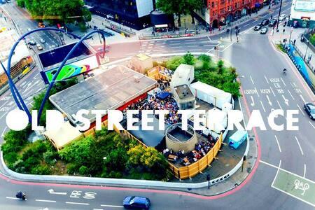 GREAT DOUBLE ROOM IN CITY CENTRE - Lontoo - Huoneisto