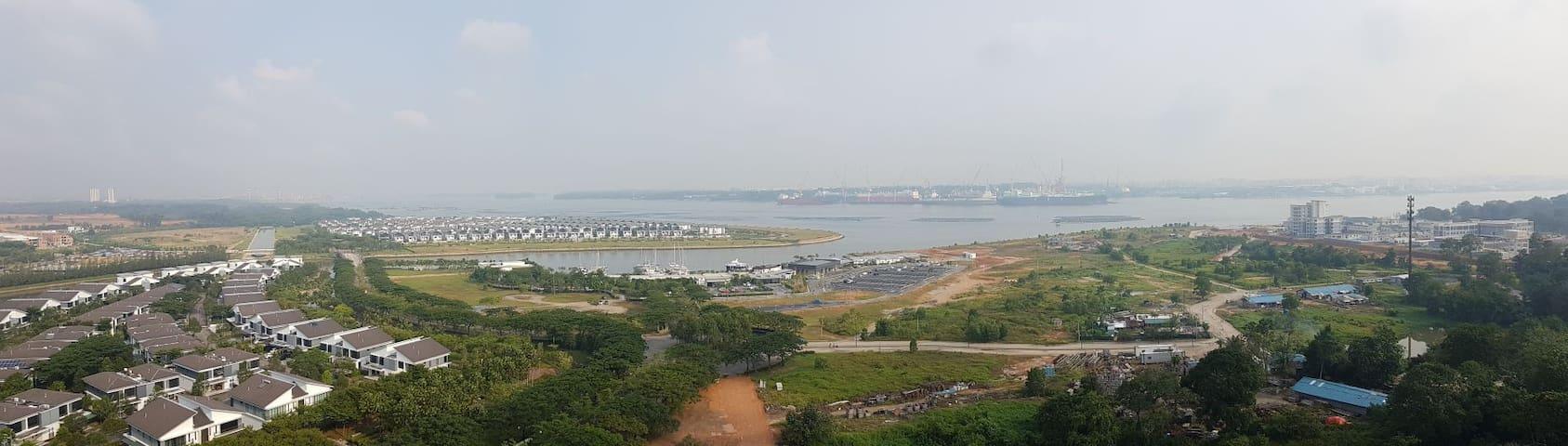 Wateredge Apartment - Senibong Cove Johor Bahru