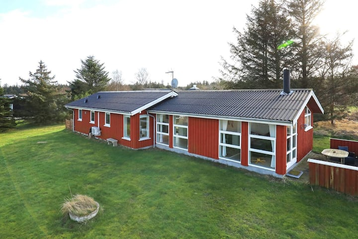 Beautiful Holiday Home in Hirtshals with Terrace