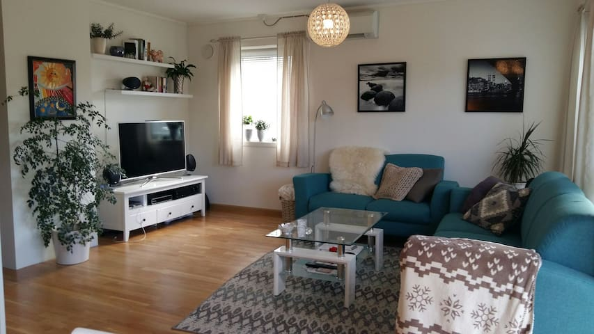 Room for rent near Moa in Ålesund - Alesund - Apartament