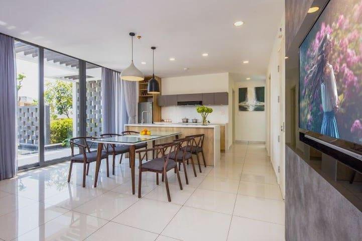 Oceanami Villas & Beach Club - 3 Bedrooms 5  Beds