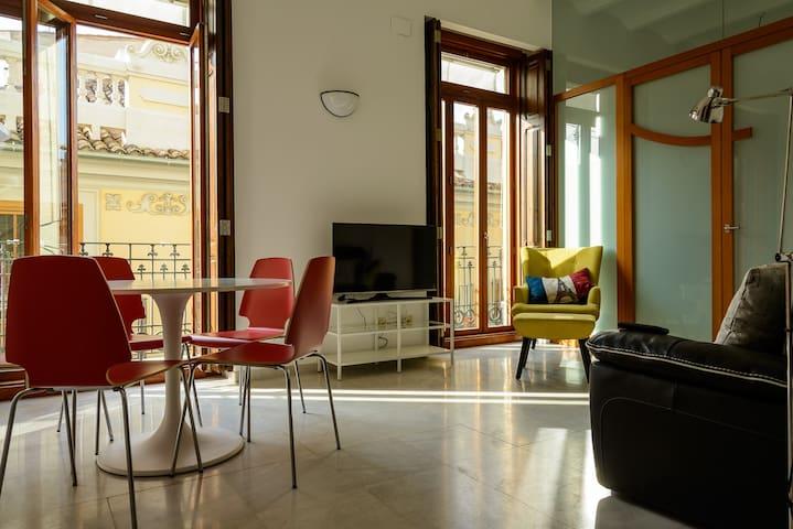 ¡¡NUEVO!! Cistelles Valencia Centro - València - Apartment