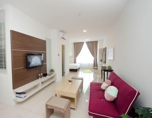 Best Home 2BR For 5 @ ITCC Manhattan Suites