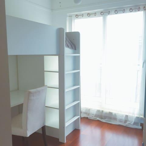 Dennis' Garden 3 瘦西湖风景区内 单人带写字台独立房间 - 扬州 - Apartment
