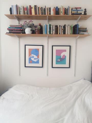 Comfortable & Quiet Double Room in Spitalfields