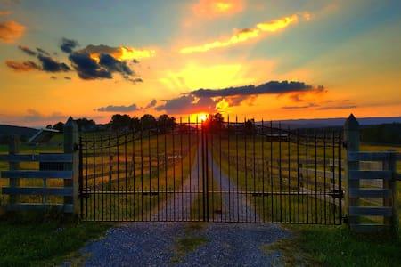 Heaven's Hill Farm & Animal Lovers Retreat
