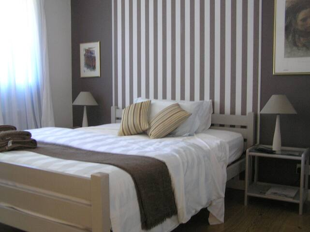 Good sized comfortable double room.