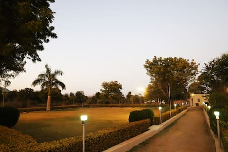 3BHK The Q Villa Udaipur for Peaceful Stay