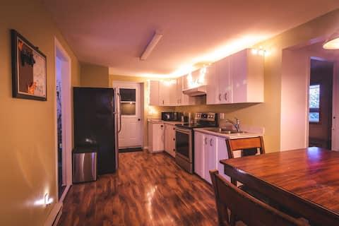 Appartement  calme et agréable à Rivière-du-Loup