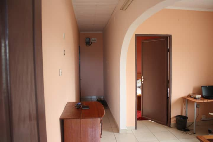 Douala Railway station Apartment