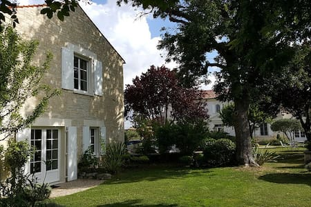 Maison indépendante 12 km de Cognac