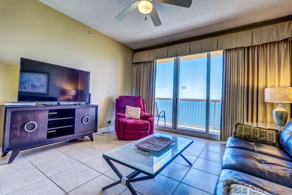 Welcome to our completely updated 3 bedroom in Calypso!