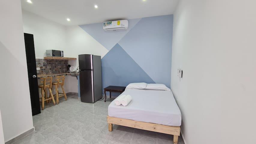 Loft acogedor en el centro de cancun para 2 pax