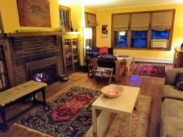 Cozy, clean, and centrally located!