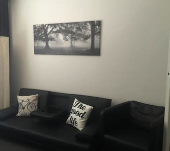 Cosy Room in St Kilda - Daire