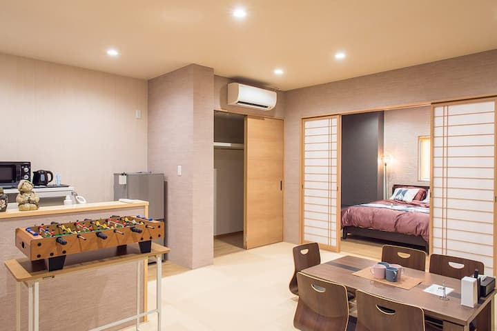 Newオープン☆2019.5完成♪お部屋広々快適に過ごせます。