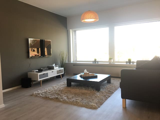 Cosy apartment 2 bedrooms nearby Bruges and Sea - Torhout - Leilighet