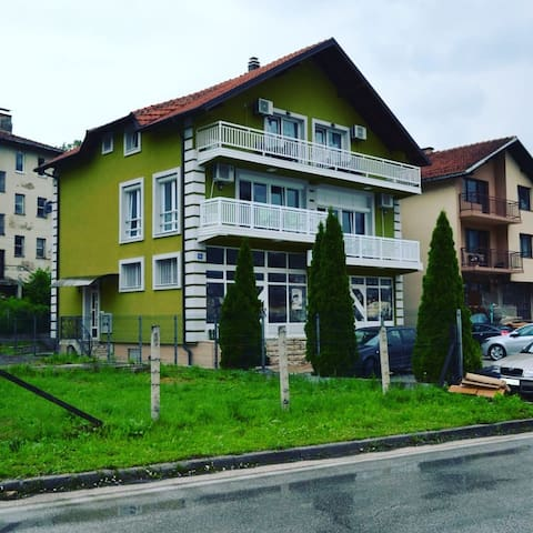 Apartments Sokolovic 1