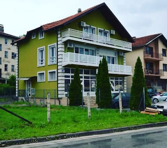 Apartments Sokolovic 1