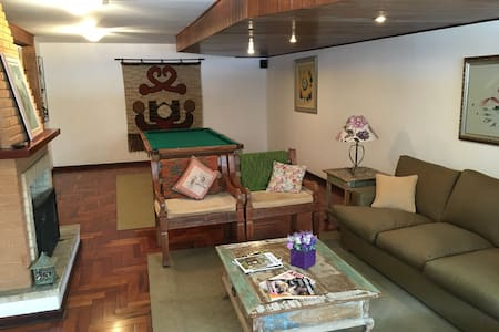 Pousada Serena - Triple room - Campos do Jordao - Bed & Breakfast