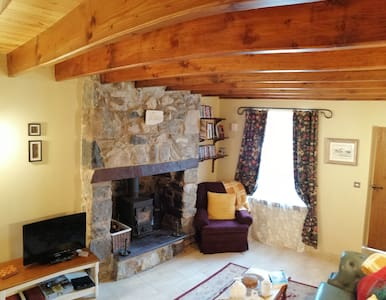 Lovely Stone Village cottage in Snowdonia