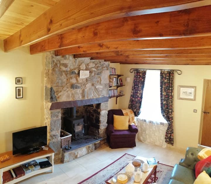 Lovely Stone Village cottage in Snowdonia