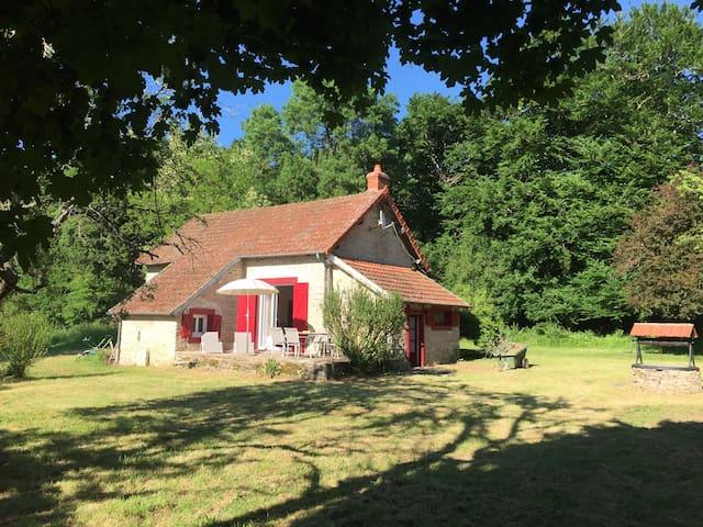 La Garderie du Clou - maison indépendante, cottage