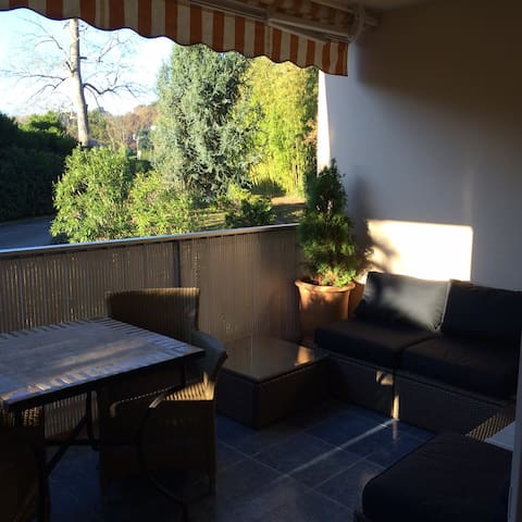 T3 Anglet BAB2 terrasse parkings - Anglet - Apartment