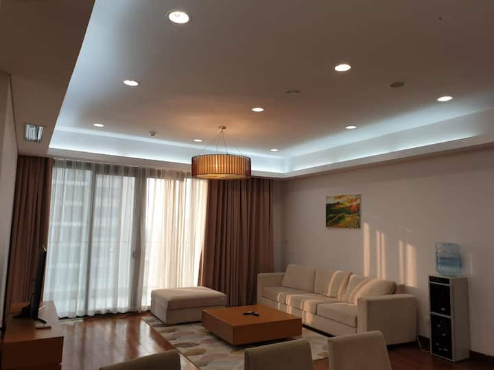 Luxurious 1-2-3-4 bedrooms Dolphin plaza My Dinh