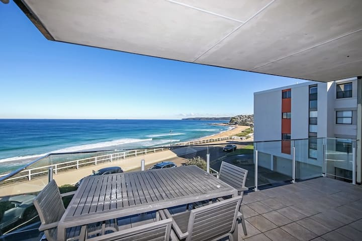 Beach Views At Merewether - Merewether - Appartement