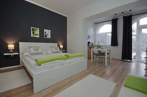 Villa Viola Superior Prémium Wellness apartman