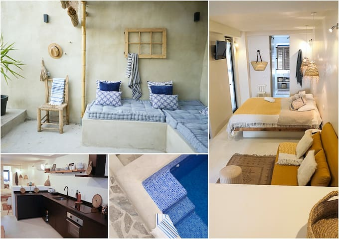Apartment with swimming pool in the heart of Ronda