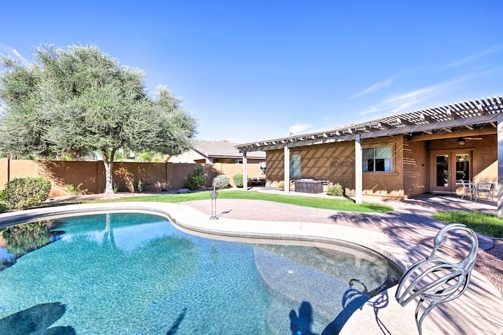 Home w/Pool-Next to Seville Golf Club&Near Hiking