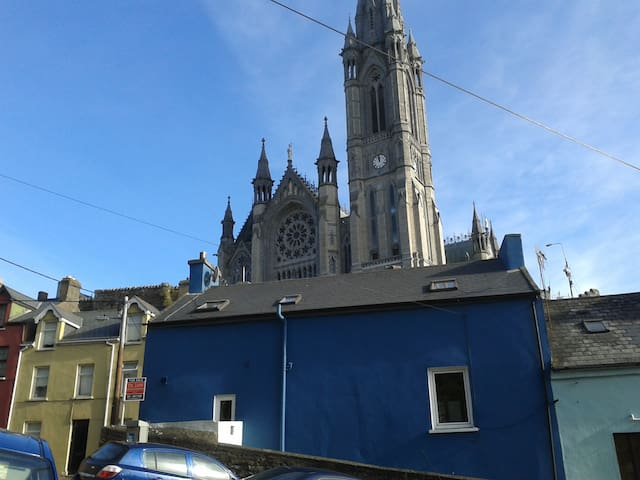 The Blue House, Cobh - Cobh - Penzion (B&B)