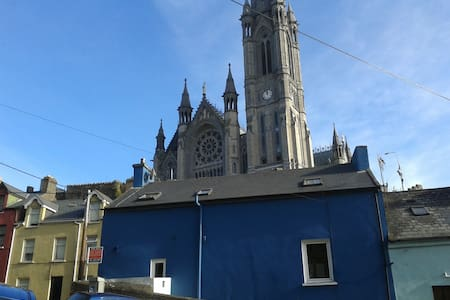 The Blue House, Cobh - Cobh - 家庭式旅館