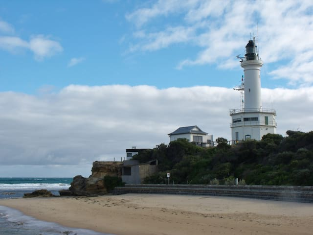 'Rose Maythen' - Point Lonsdale