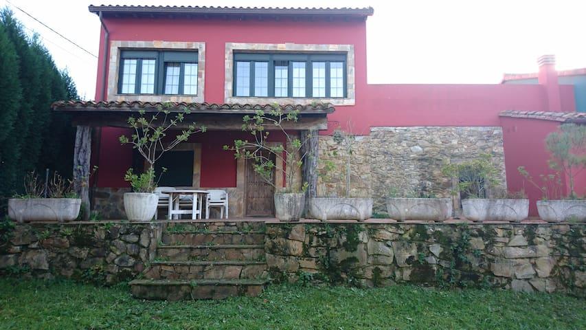casa de ensueño - Asturias - Casa