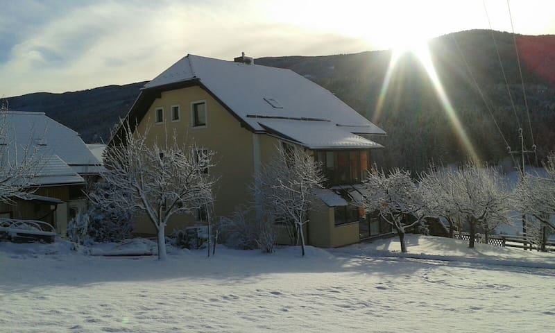 holidays on the little farm of Sepp & Christl