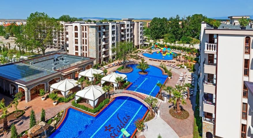Сдам Апартаменты в Болгарии - หาดซันนี่ - อพาร์ทเมนท์