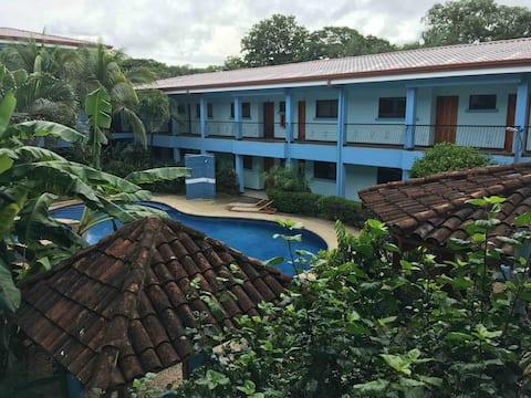 Superbe condo avec piscine au Costa Rica