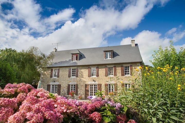 La Germainiere Normandy Farmhouse