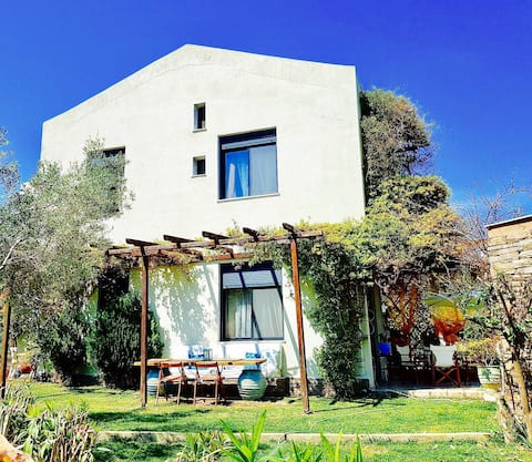 3 Steps from the sand beautyfull seaview villa